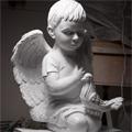Гипсовые статуи своими руками 45